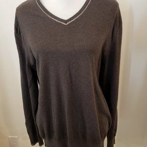 Banana Republic XL Cashmere Blend Shirt